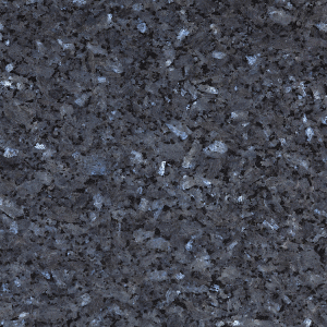 Blue pearl granite memorial material