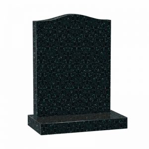 Emerald pearl granite ogee CJ Ball memorial